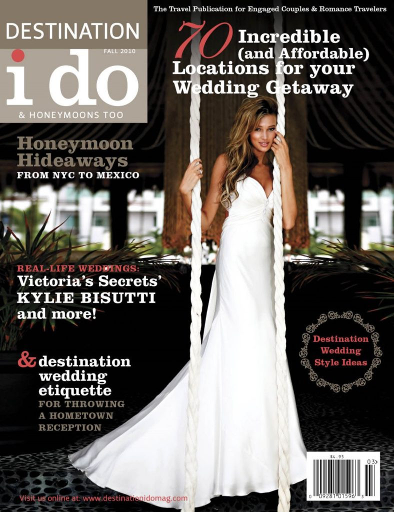kylie bisutti cover model