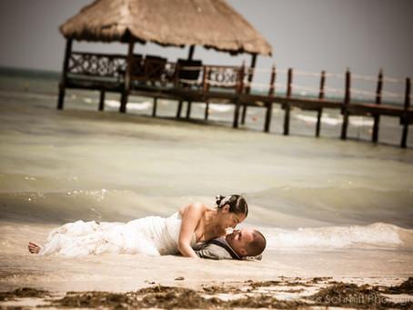Azul Sensatori Wedding Photos | Cassie and Joe