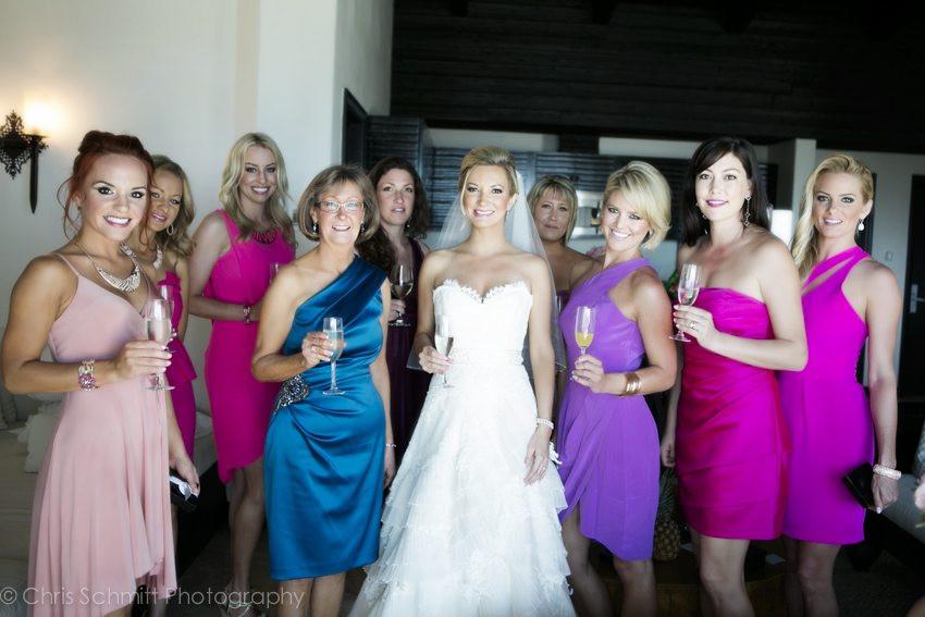 Cabo Azul Bridesmaids
