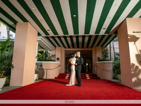 Jessica and Edward| Beverly Hills Hotel Wedding|Sneak Peek