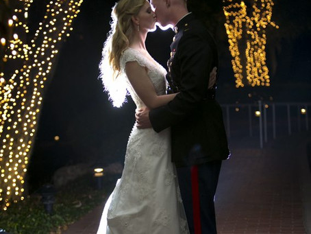 Sherwood Country Club Wedding with a Marine