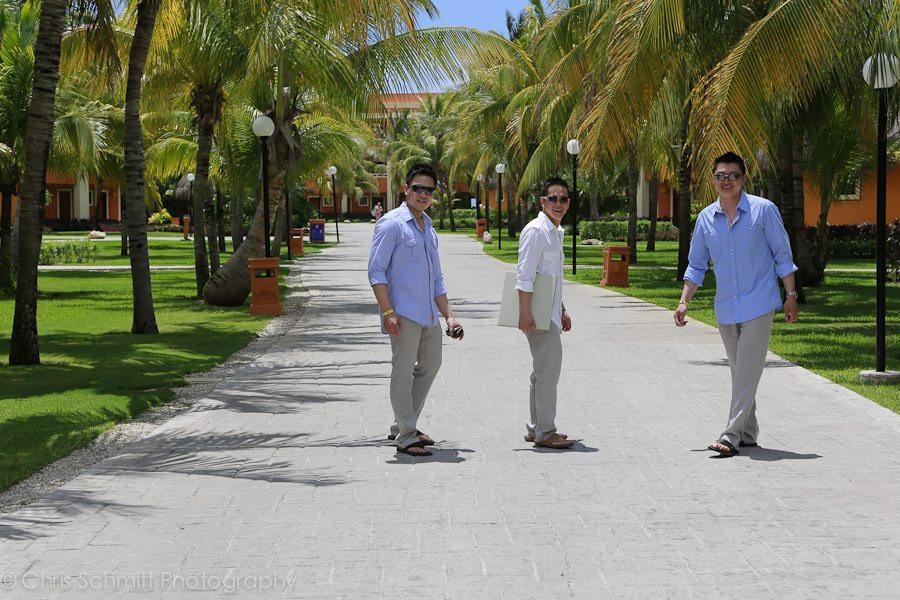 Gran Bahia Akumal Wedding Photography-15