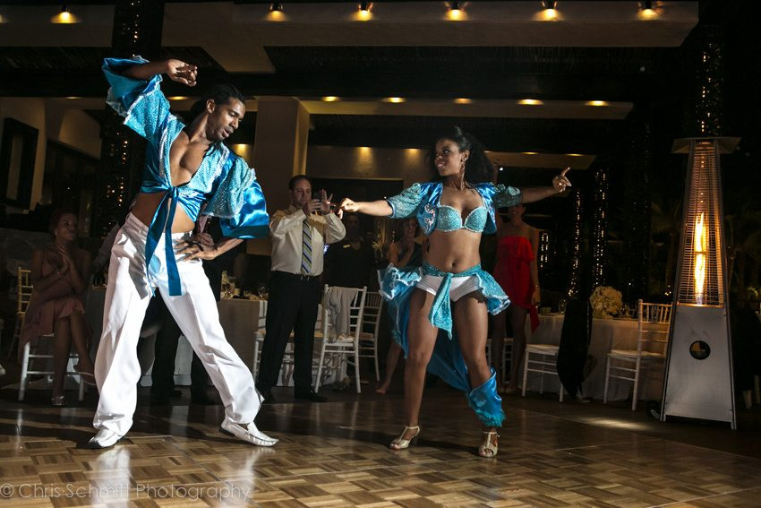 Cabo Samba Dancers