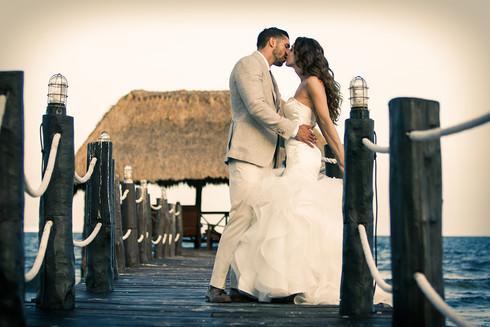 azul sensatori wedding