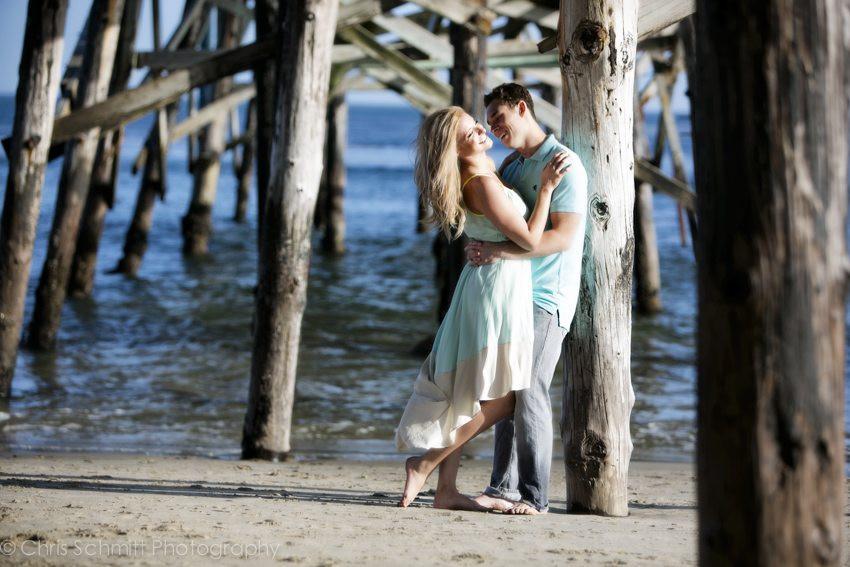 paradise cove pier wedding photos_1