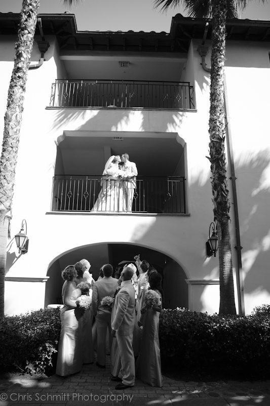 Wedding at Bacara