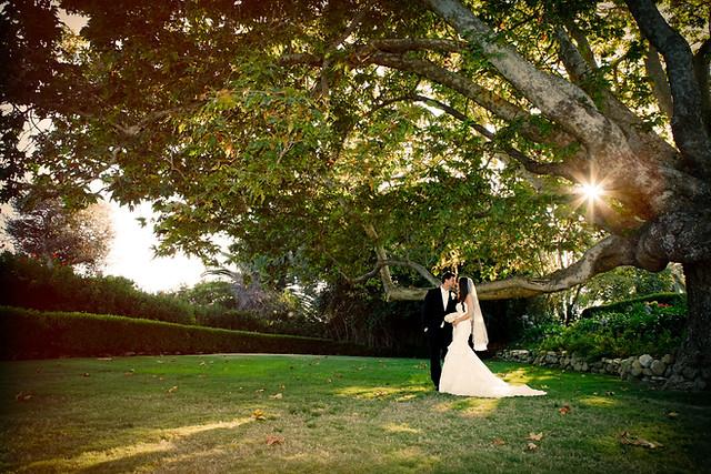 adamson house wedding photographer