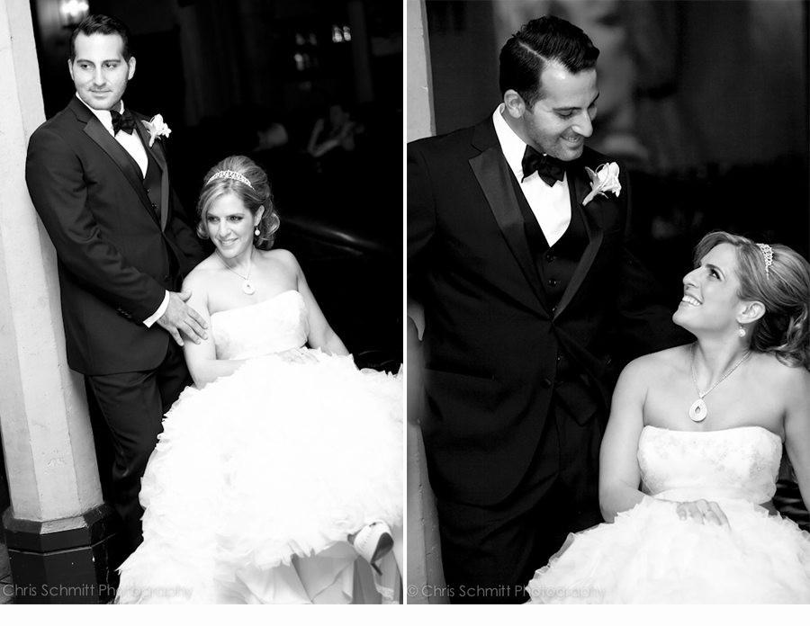 hollywood roosevelt wedding photo