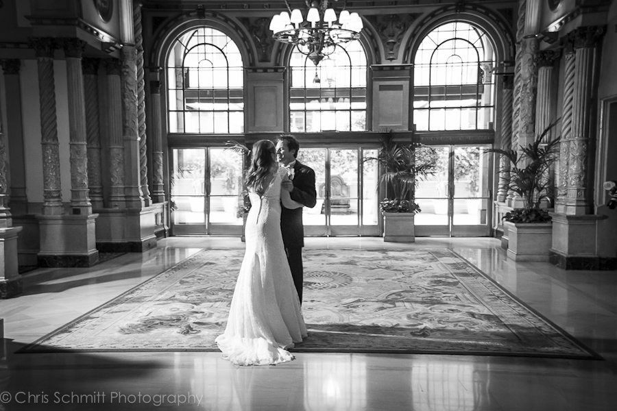 Union Station Los Angeles Wedding |Kristi and Mark