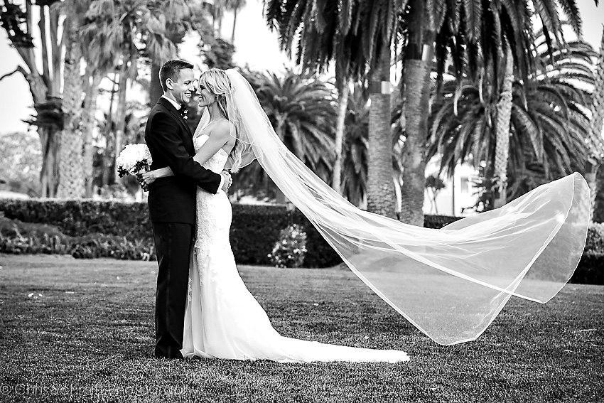 Bride and Groom wedding timeline