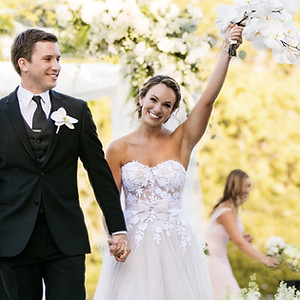 Santa Barbara Private Estate Wedding