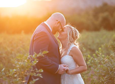 Gerry Ranch Rustic Wedding in Camarillo