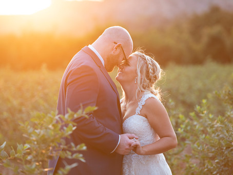 Gerry Ranch Rustic Wedding in Camarillo