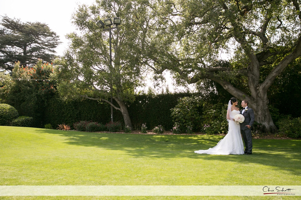 Lakeside country club wedding burbank ca