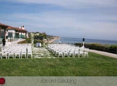 Bacara Resort Santa Barbara Wedding| Sacha and David