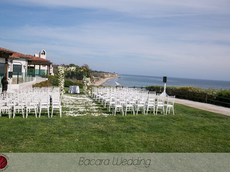 Bacara Resort Santa Barbara Wedding| Sacha and David