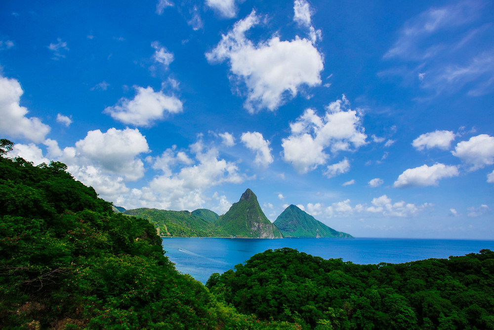 st. lucia wedding photography