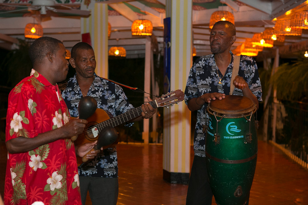 st. lucia entertainers