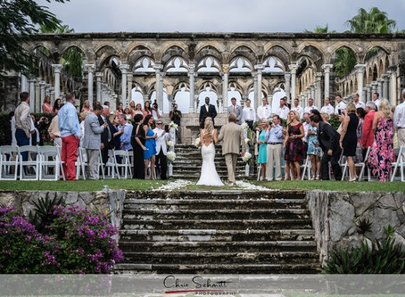 One and Only Ocean Club Destination Wedding  Nassau