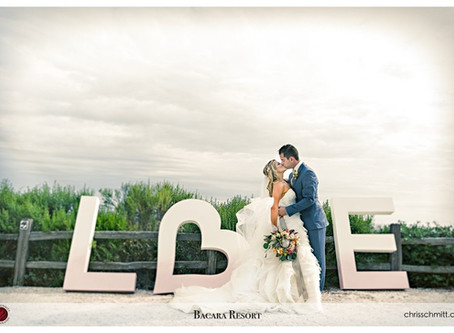 Beautiful Bacara Resort Wedding with Justin and Michelle