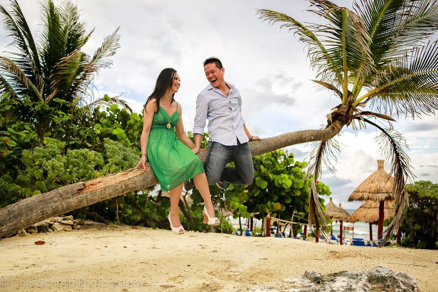 Gran Bahia Wedding Photos_1