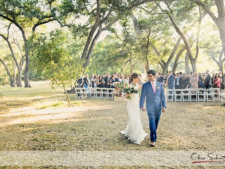 Descanso Gardens Wedding | Julie + Adi
