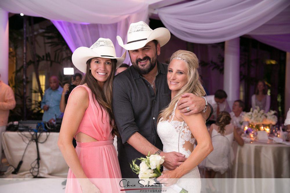 Nassau wedding with Ray Scott