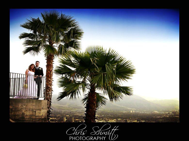 Wedding at The Castaways in Burbank