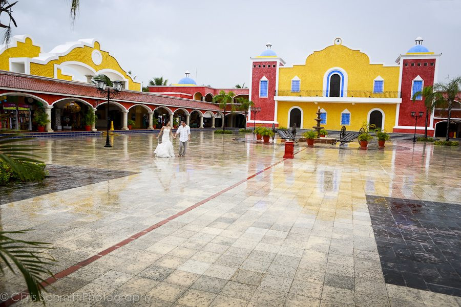 Gran Bahia Wedding Photos_002