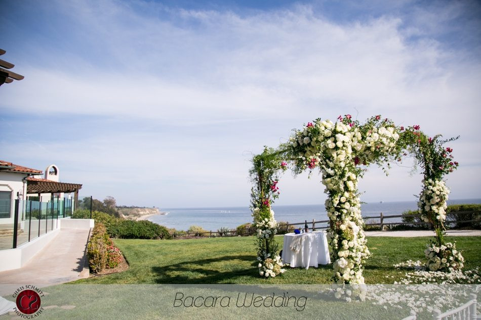 Bacara resort and spa wedding