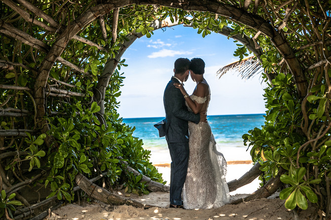 Casa Malca tulum wedding