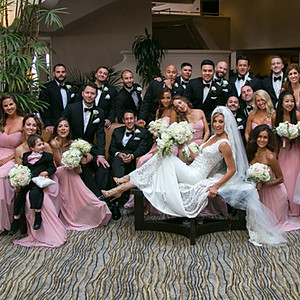 Hilton Santa Barbara Wedding