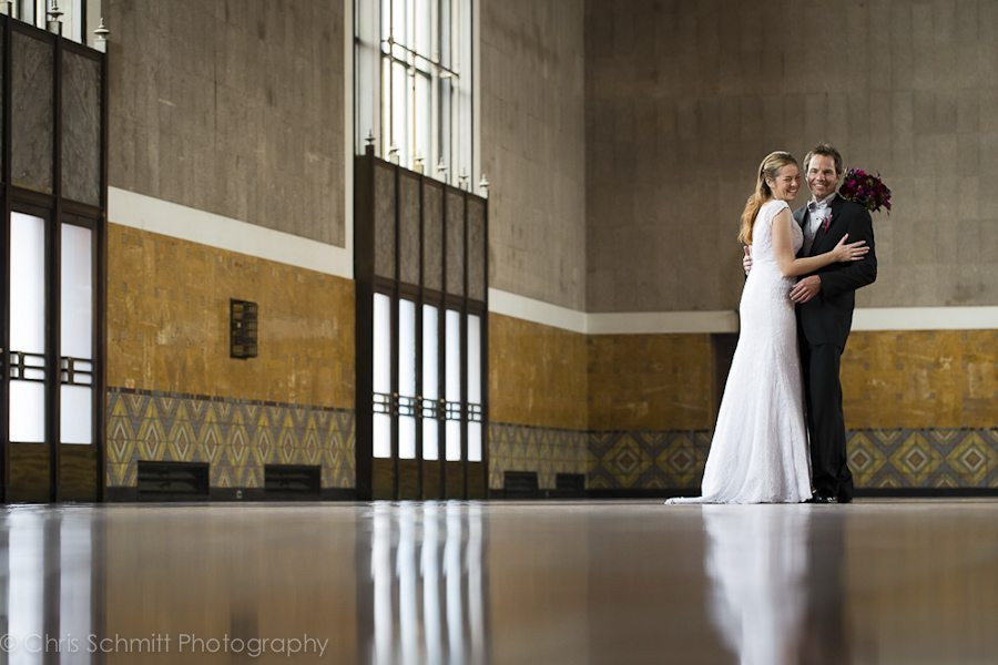 Union Station Bride