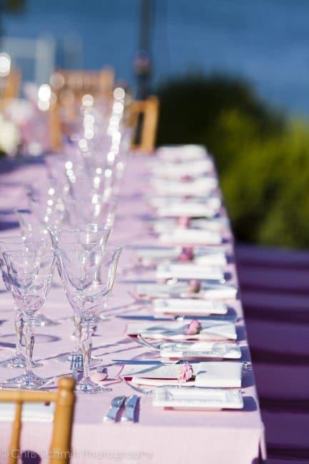 Adamson House Wedding Photo Malibu