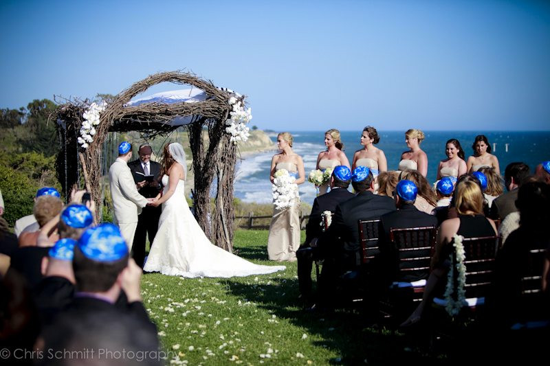 Bacara Wedding