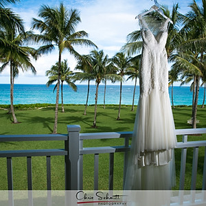 One and Only Ocean Club Bahamas Wedding