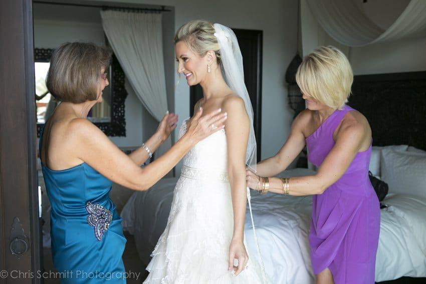 Cabo Azul Bride