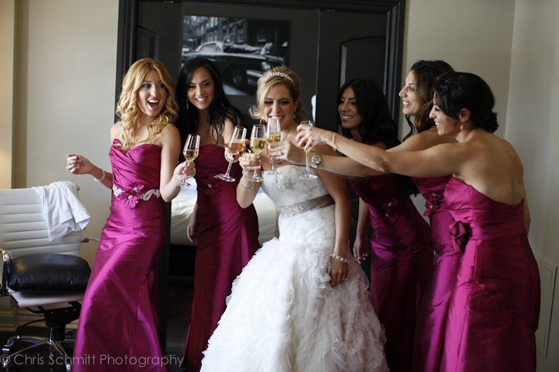 hollywood roosevelt wedding photos