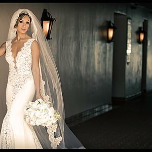 Hilton Santa Barbara Beachfront Wedding   Djamilla and Teddy