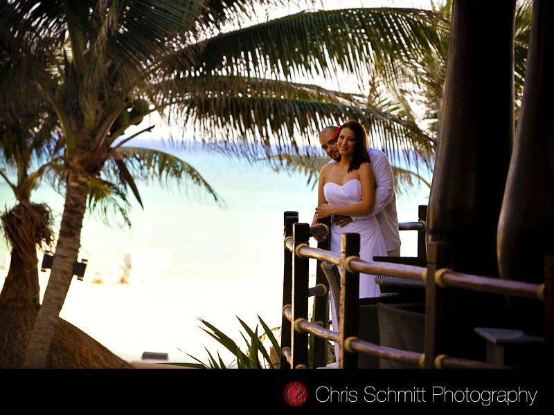 Playa del Carmen Wedding Pictures