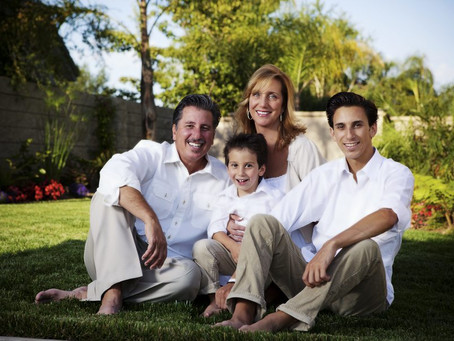 Family Portraits Sale this summer