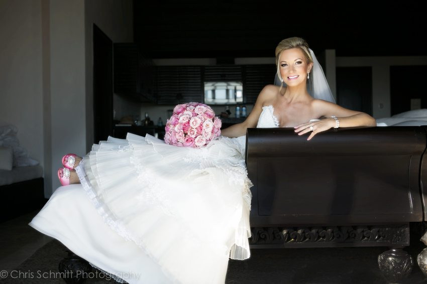 Cabo Destination Wedding Bride