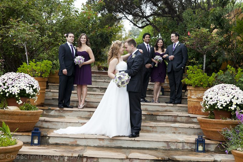 rancho del cielo malibu wedding photos