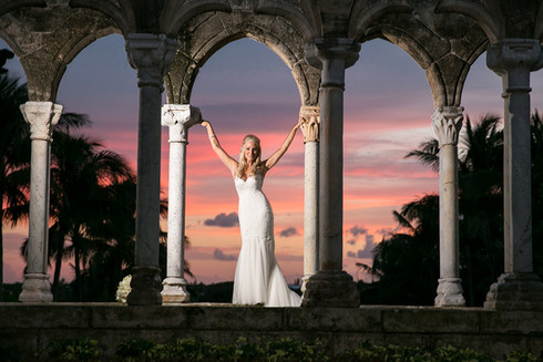 Cloisters Bahamas One and Only wedding