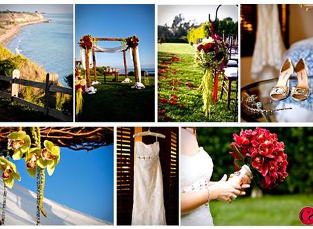 Bacara Wedding in Santa Barbara  Ryan and Tiffany