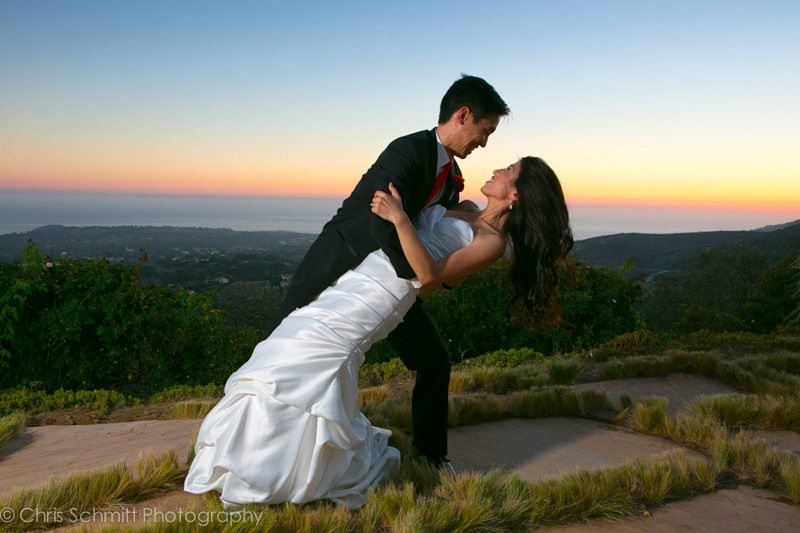rancho del cielo wedding photos