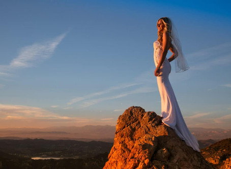 Ceremony Magazine features Lauren and Casey wedding at Malibu Rocky Oaks