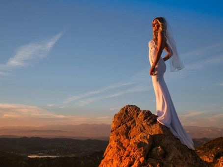 Ceremony Magazine features Lauren and Casey wedding at Malibu Rocky Oaks