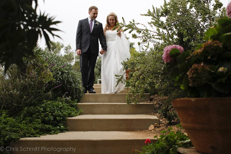 rancho del cielo wedding photo