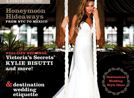 Kylie and Mike Busitti's Cabo Azul Wedding featured in Destination i do Magazine|
